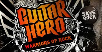 Guitar Hero: Warriors of Rock (Cover: Activision)