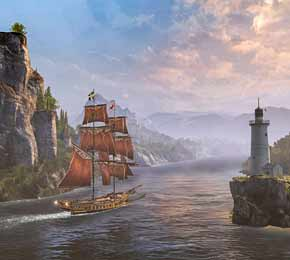 "Das Game ""Assassin's Creed Rogue Remastered"" ist ab sofort erhältlich. Pointer zeigt dir den Launch-Trailer (Foto: Ubisoft)"