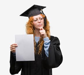 Pointer gibt dir einen Überblick über die verschiedenen Studienabschlüsse (Foto: Aaron Amat / Shutterstock.com)