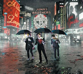 "The Jonas Brothers- ""A Little Bit Longer"" (Foto: Universal)"
