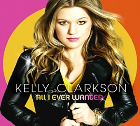 "Kelly Clarkson – ""All I Ever Wanted"" (Foto: Sony BMG)"