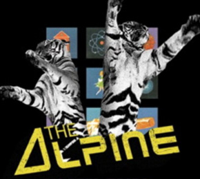 "The Alpine - ""On Feel Trips"" (Foto: Super Sonic Records)"