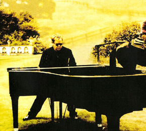 "Elton John - ""The Captain And The Kid"" (Foto: Mercury)"