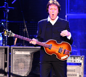Paul McCartney (Foto: Public Address)