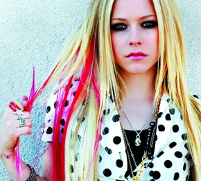 "Avril Lavigne - ""The Best Damn Thing"" (Foto: Sony BMG)"