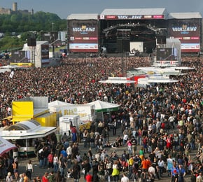 Rock am Ring 2007 (Foto: Public Address)Rock am Ring 2007 (Foto: Public Address)