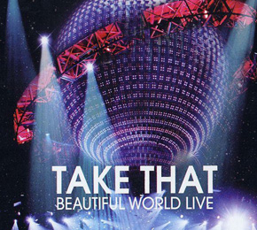 "Take That – ""Beautiful World Live 2007 – At The O2 Arena""  (Foto: Universal)"