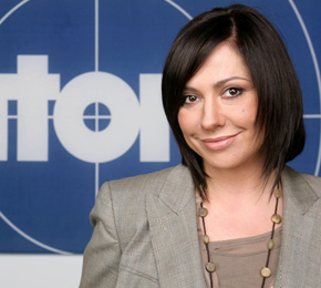 "Eva Saalfeld (Simone Thomalla) ermittelt im 700. ""Tatort"" (Foto: Public Address)"