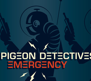 "The Pigeon Detectives - ""Emergency"" (Foto: Universal)"