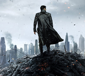 """Star Trek Into Darkness"" startete am 9. Mai in den Kinos  (Foto: Paramount Pictures)"