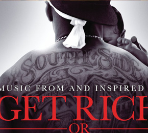"OST – ""Get Rich Or Die Tryin′""  (Universal)"