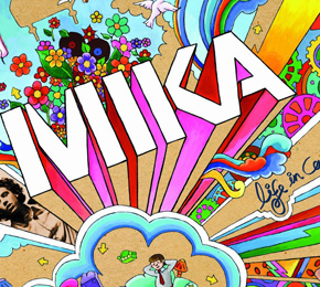 "Mika -""Life In Cartoon Motion""  (Foto:Universal)"