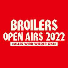Broilers - Open Airs 2021/22