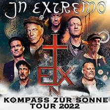 In Extremo - Kompass zur Sonne Tour 2022