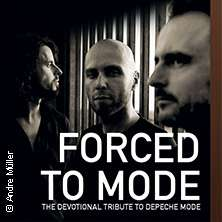 Forced To Mode - A Tribute To Depeche Mode