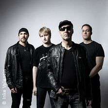 Songs of U2 - The U2 Tribute Show