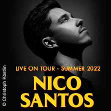 Nico Santos - Live on Tour - Summer 2021