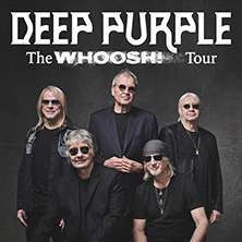 Deep Purple - The Whoosh! Tour 2021