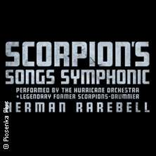 Scorpion's Songs Symphonic - On Stage: Hurricane Orchestra + Herman Rarebell