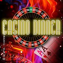 Casino Dinner präsentiert von WORLD of DINNER
