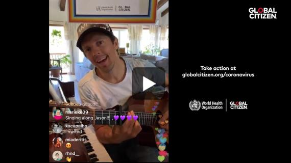 Together at Home with Jason Mraz