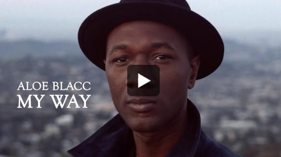 Aloe Blacc - My Way (Official Music Video)