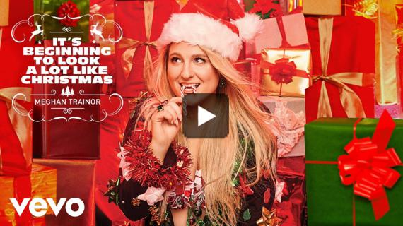 Meghan Trainor - It′s Beginning To Look A Lot Like Christmas (Official Audio)