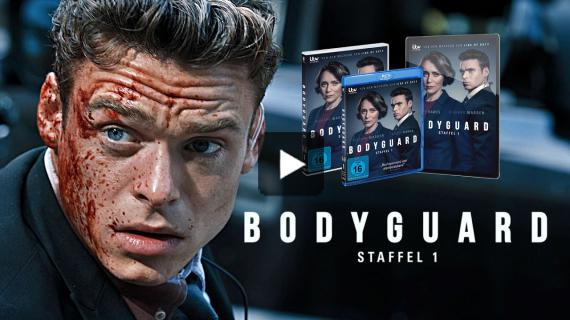 "Trailer - ""BODYGUARD – Staffel 1"""