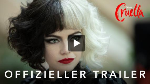 CRUELLA - 1. Offizieller Trailer (deutsch/german) | Disney HD