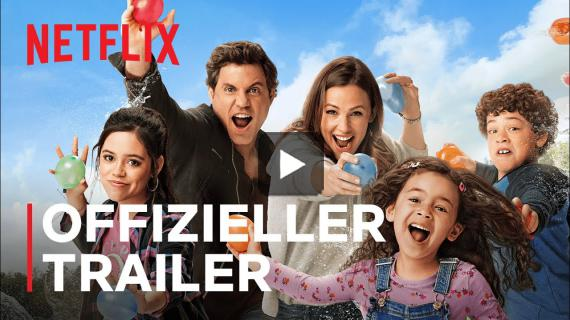 """Yes Day"" mit Jennifer Garner 