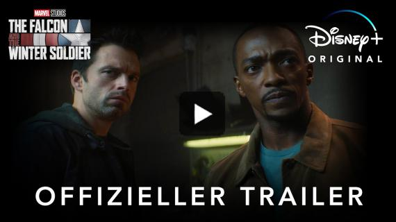 Offizieller Trailer I Marvel Studios′ The Falcon and the Winter Soldier I Disney+