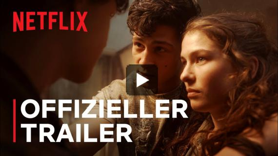 Tribes of Europa | Offizieller Trailer | Netflix