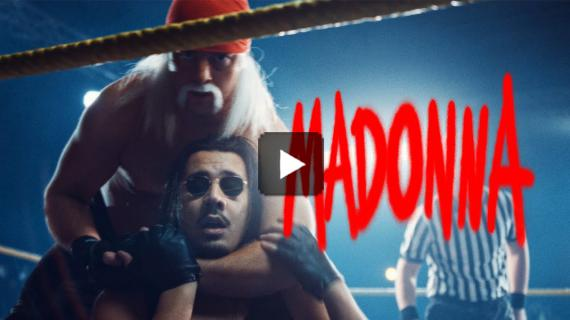BAUSA vs. APACHE 207 - MADONNA (OFFICIAL VIDEO)