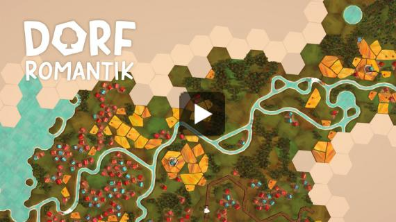 Dorfromantik - Relaxing Village Building Game Coming March 25th