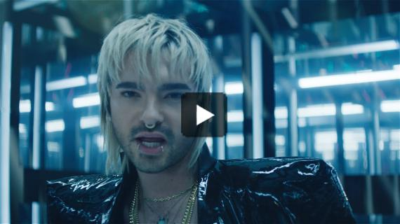 Tokio Hotel x VIZE - Behind Blue Eyes (Official Music Video)