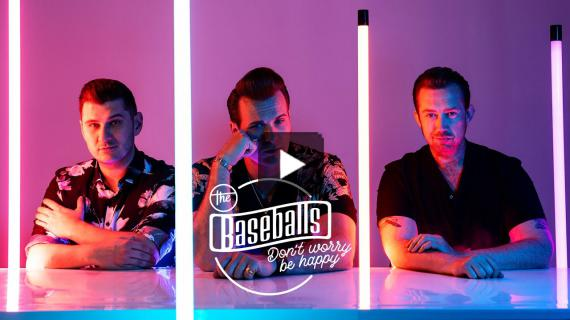 The Baseballs - Don′t worry be happy