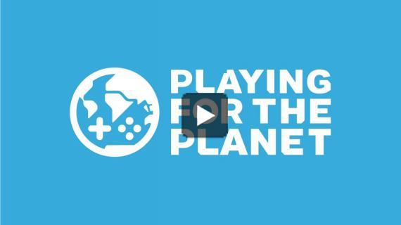 Playing For The Planet   The Gaming Industry Is Tackling Climate Change