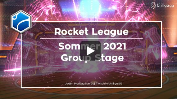 Uniliga Rocket League Sommerseason 2021 | Highlights Group Stage