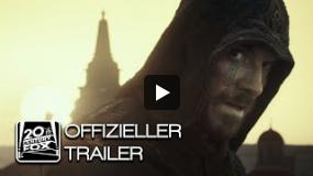 Assassin′s Creed | Trailer 1 | Deutsch HD German 2016 (Michael Fassbender)
