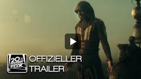 Assassin′s Creed | Offizieller Trailer 2 HD | Deutsch / German