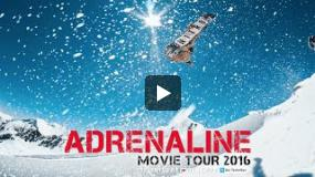 Adrenaline Movie Tour 2016 - TRAILER