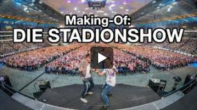 Making-of: Stadionshow - Der Weltrekord