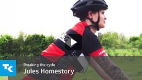 Breaking the cycle - Jules Homestory