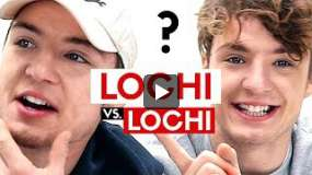 Der INTELLIGENZ-TEST! (LOCHI VS. LOCHI) (© DieLochis)