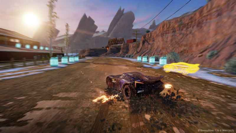 Cars 3 Ps4 Pointer De