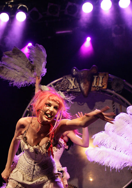 Emilie Autumn (Foto: Public Address)