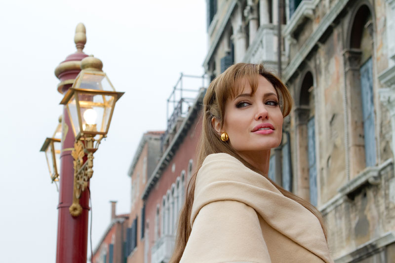 Angelina Jolie in The Tourist (Foto: Kinowelt)