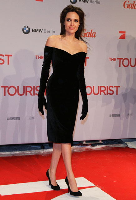 The Tourist: Die Premiere in Berlin mit Angelina Jolie (Foto: Public Address)