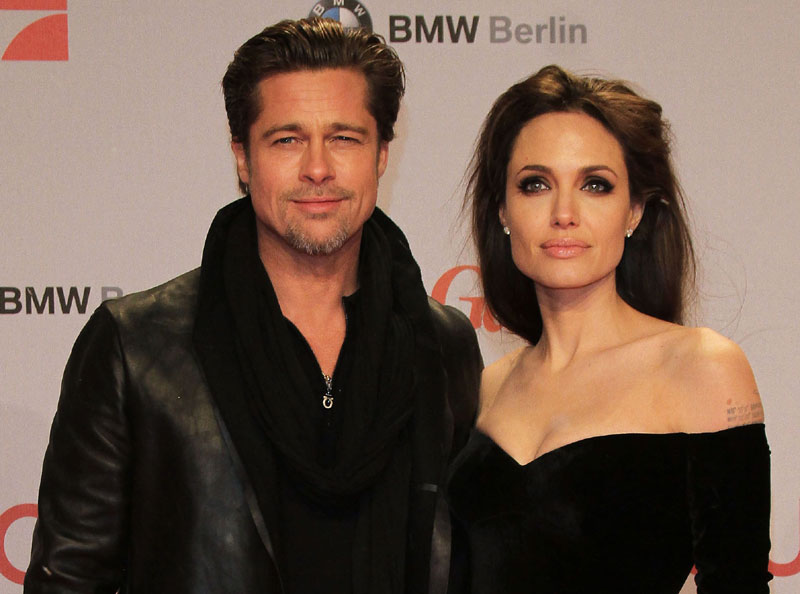The Tourist: Die Premiere in Berlin mit Brad Pitt und Angelina Jolie (Foto: Public Address)